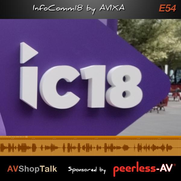 AV Shop Talk